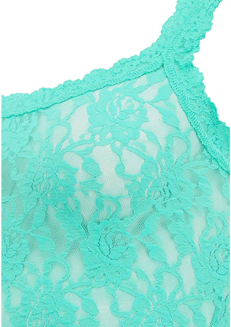 Hanky Panky Signature Lace Cami - Bay Breeze main image