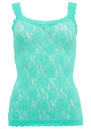 Hanky Panky Signature Lace Cami - Bay Breeze