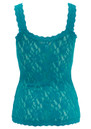 Signature Lace Cami - Dark Teal additional image