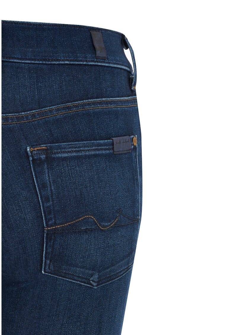 7 For All Mankind HIGHT WAIST STRAIGHT LEG JEANS - PACIFIC SHADOWS main image