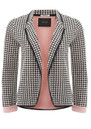 Maison Scotch Jersey Cotton Blazer - Combo