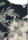 Pyrus Spellbound Silk Printed Dress - Eden Black