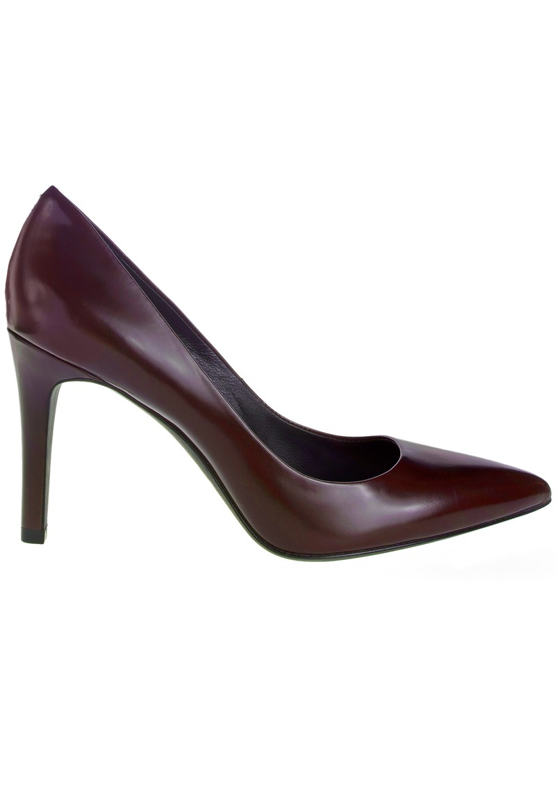 Ash BEVERLY POLISHED HEEL - BORDEAUX main image