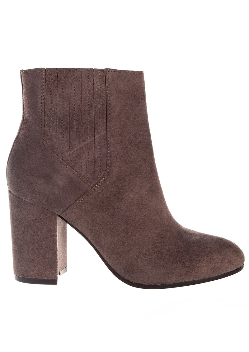 Ash FEELING GOOD SUEDE BOOT - TOPO main image