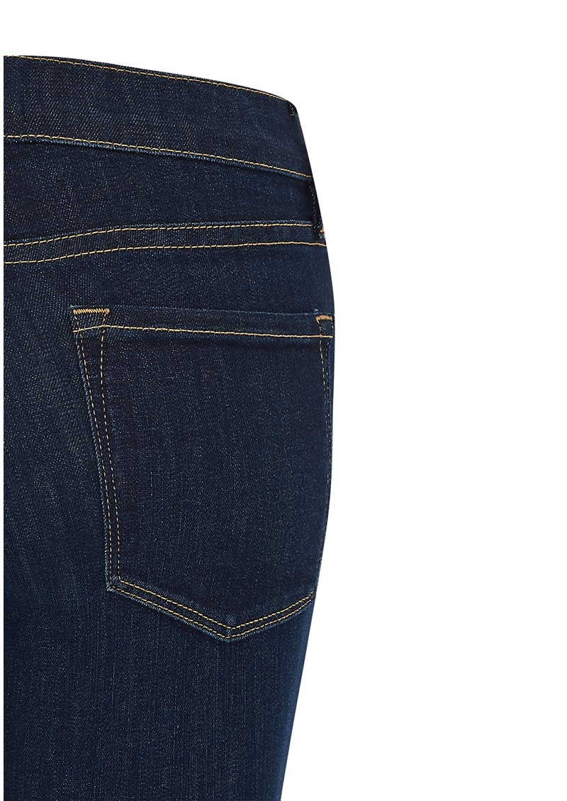 Frame Denim Le Skinny de Jeanne Mid Rise Jeans - Queensway main image
