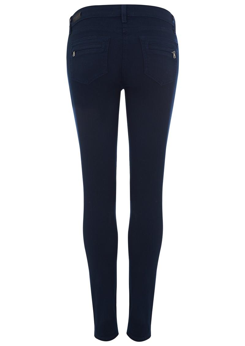 Paige Denim Ollie Ultra Skinny Jeans - Midnight Navy main image