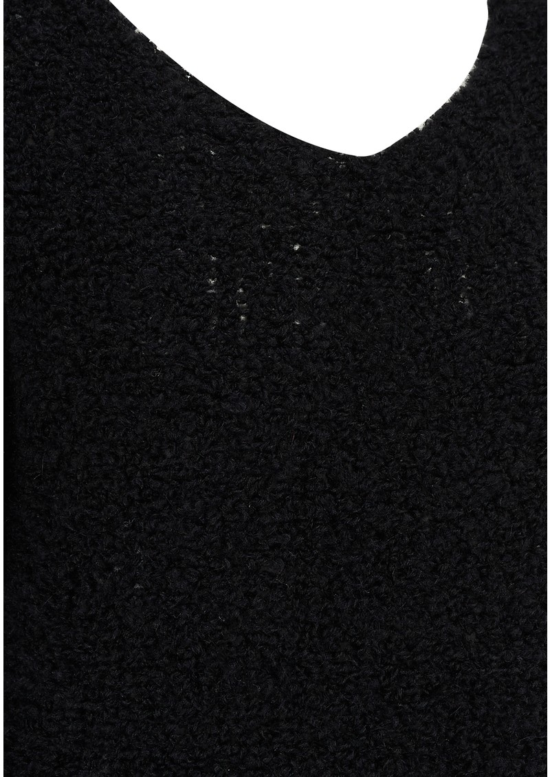 American Vintage KIMOSBROW PULLOVER - BLACK main image