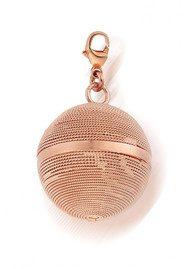 ChloBo STARRY EYES LARGE HARMONY BALL PENDANT - ROSE GOLD