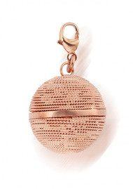 ChloBo STARRY EYES MEDIUM HARMONY BALL PENDANT - ROSE GOLD