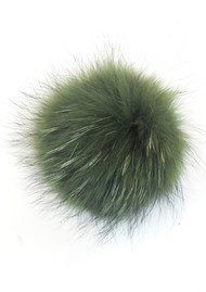 BOBBL BIG FUR BOBBL - KHAKI