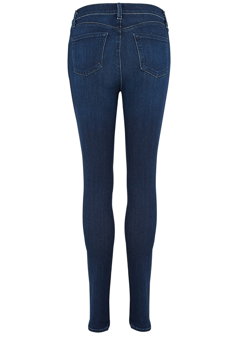 23110 MARIA HIGH RISE SKINNY JEANS - FIX main image