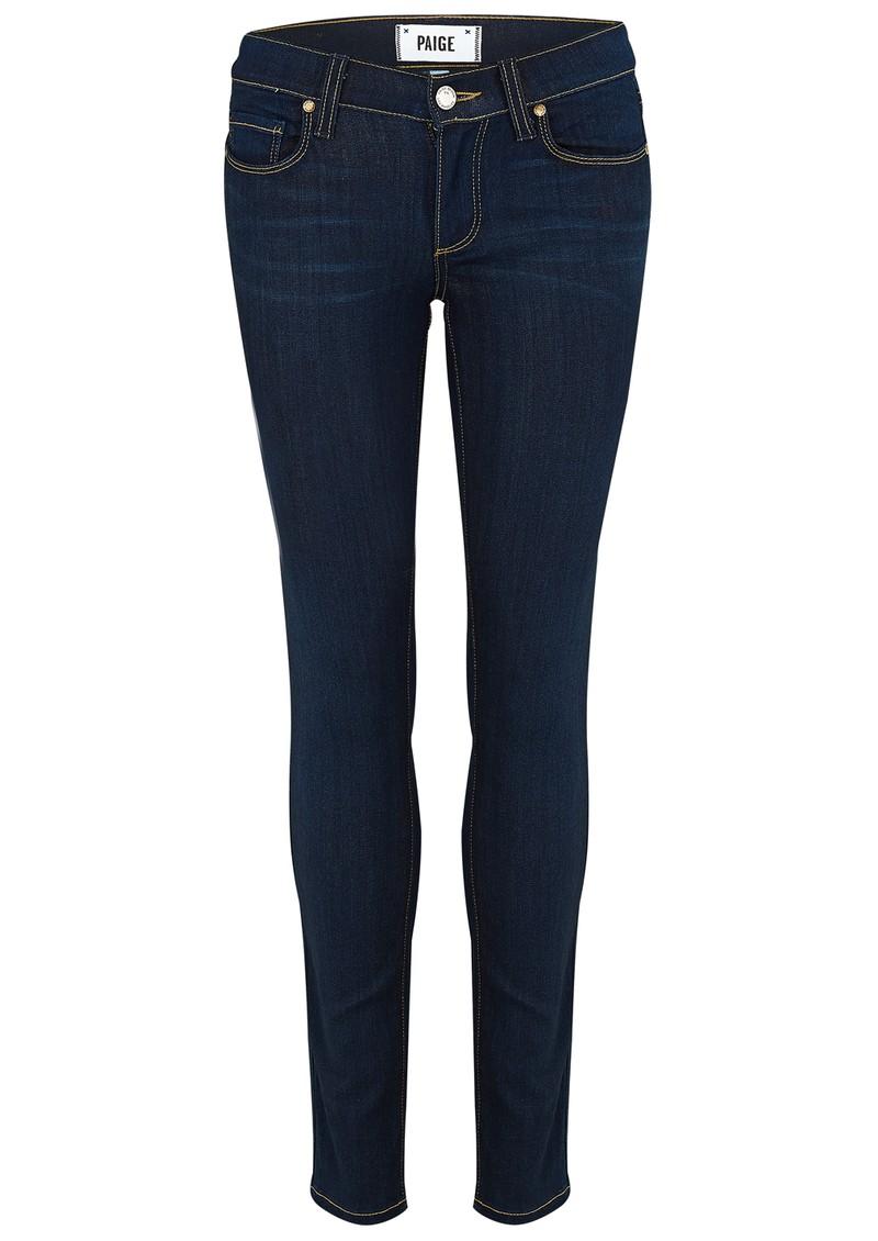Paige Denim Verdugo Mid Rise Ultra Skinny Jeans - Sonoma main image