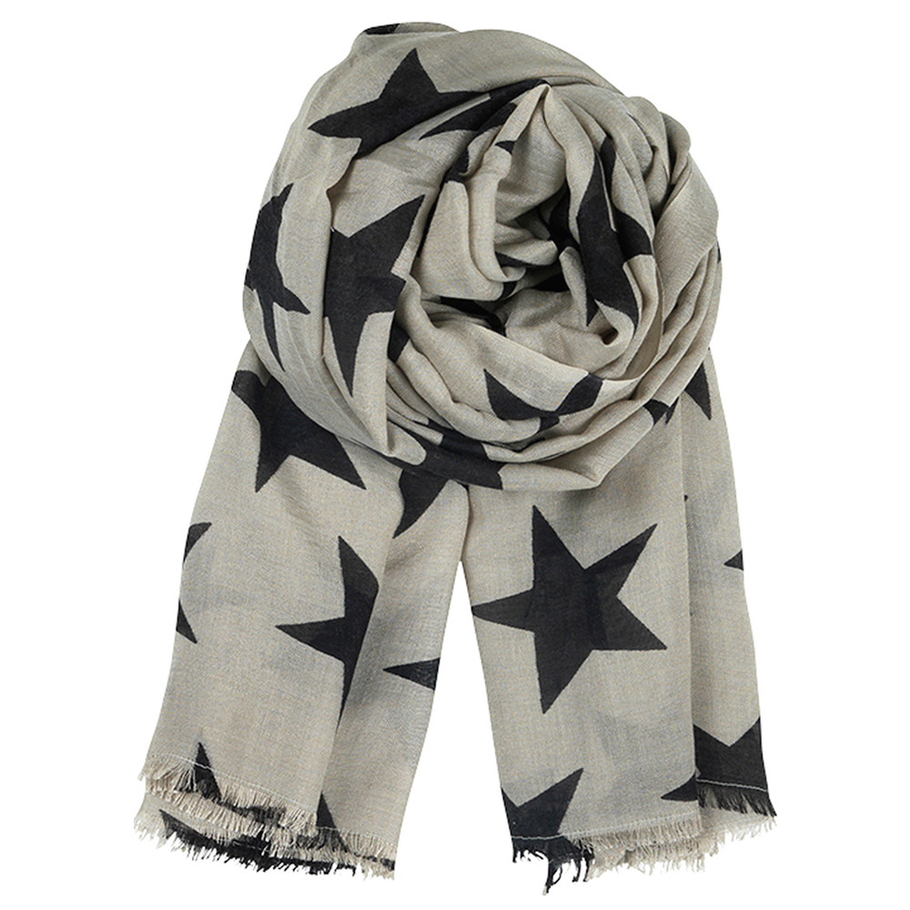 Supersize Nova Scarf - Concrete