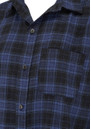 Current/Elliott PREP SCHOOL SHIRT - CABIN PLAID