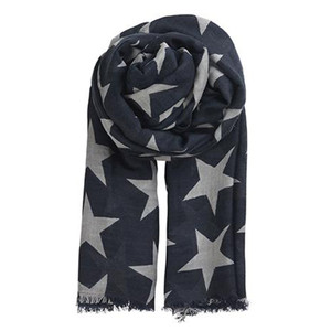 Supersize Nova Scarf - Classic Navy