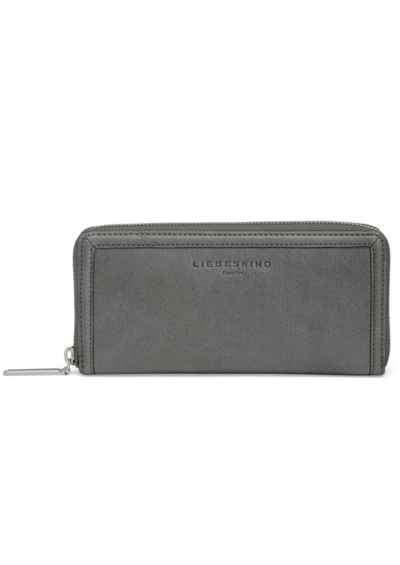 Liebeskind LESLEY LEATHER PURSE - FRENCH GREY main image