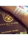 ANOUSKA WOODS TEMPORARY TATTOOS - DESERT LOVES