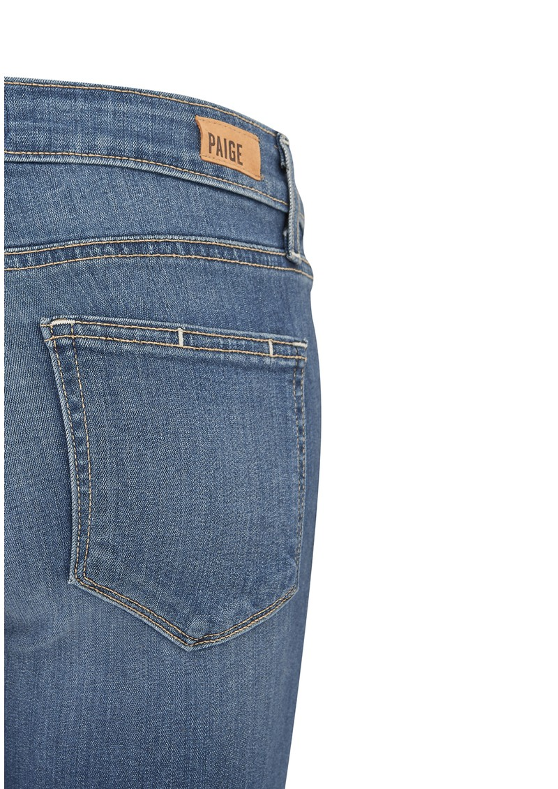 Verdugo Mid Rise Ultra Skinny Transcend Jeans - Tristan main image