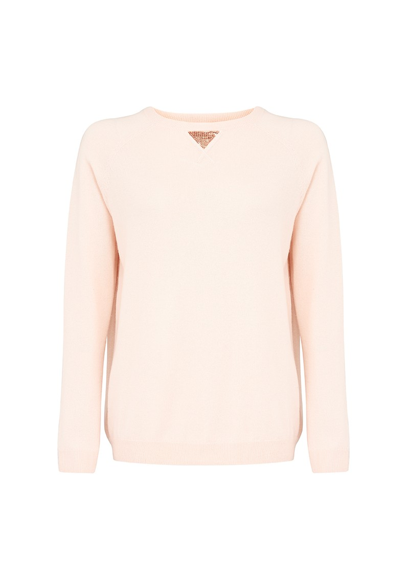 CUSTOMMADE DICTE PULLOVER - PEACH WHIP main image