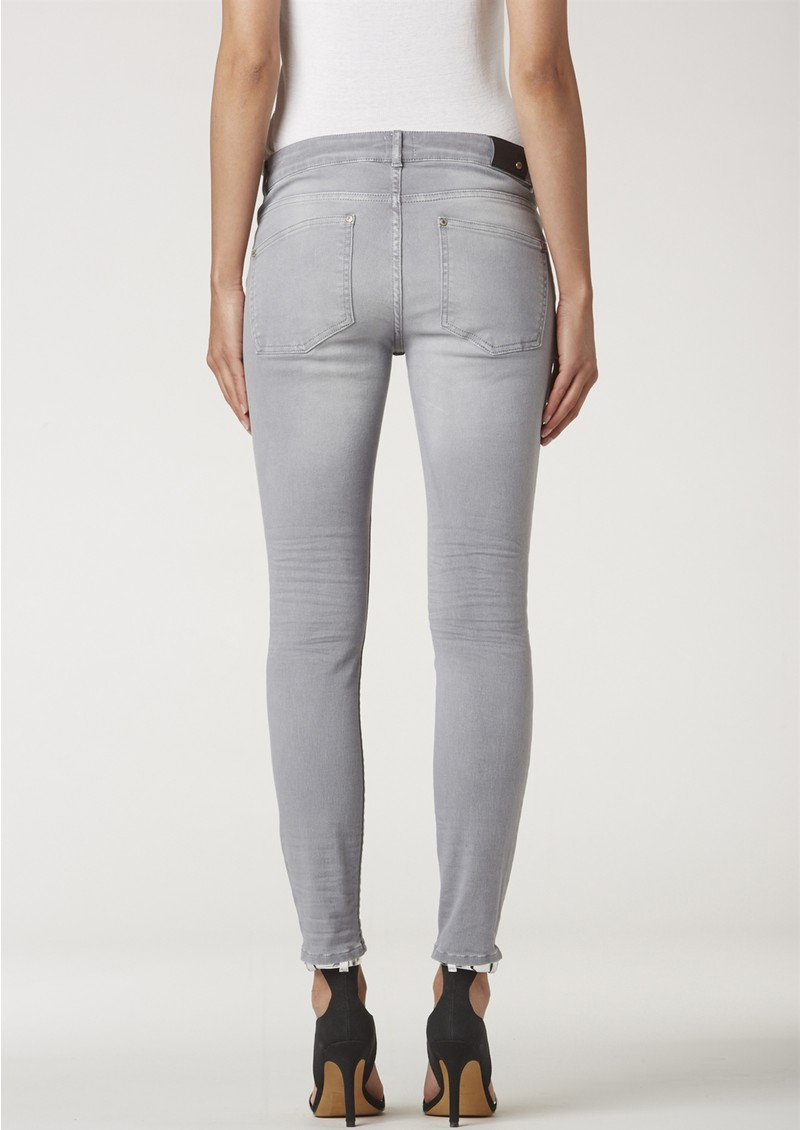 Twist and Tango SID ANKLE JEANS - GREY main image