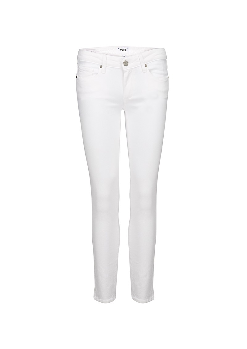 Paige Denim KYLIE CROP JEANS - OPTIC WHITE main image