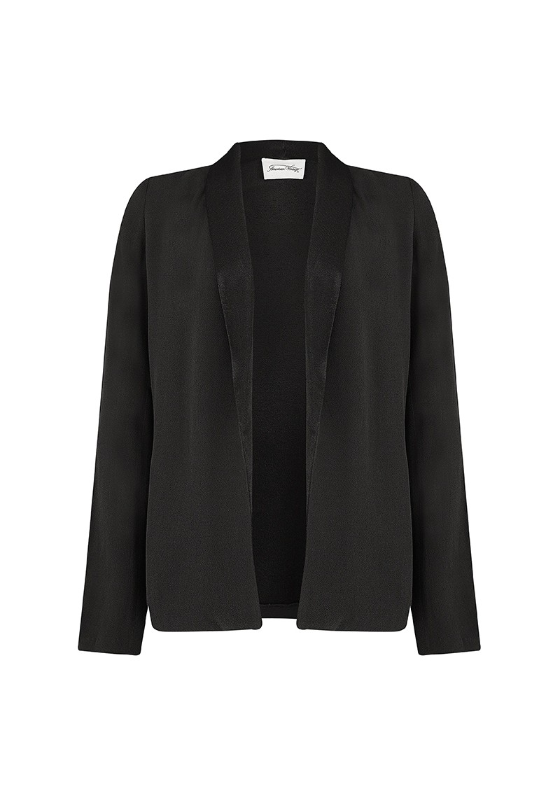Holiester Blazer - Black main image