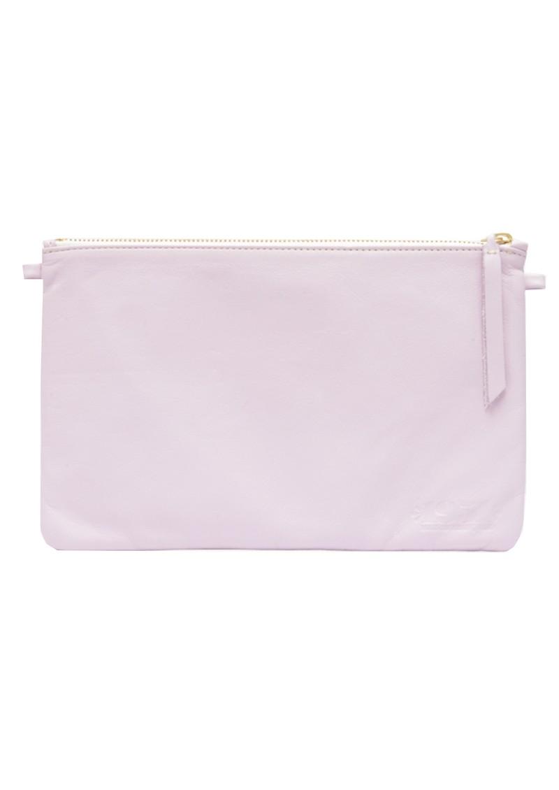 1951 Maison Francaise  Pochette Clutch Bag - Rose Pastel main image