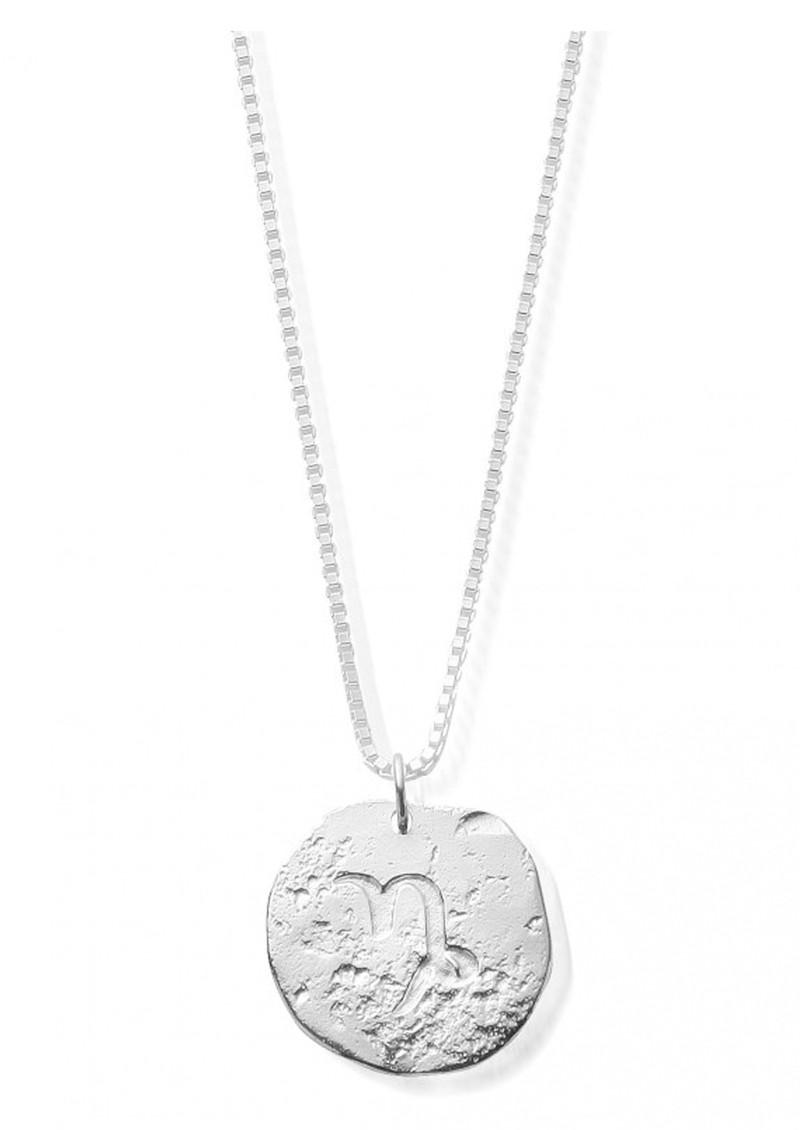 ChloBo Sun Dance Capricorn Zodiac Necklace - Silver main image