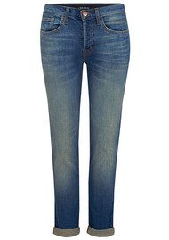 J Brand Georgia Slim Boyfriend Jeans - Keeper