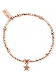 ChloBo Cute Mini Star Bracelet - Rose Gold