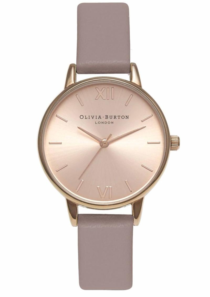 Olivia Burton Midi Dial Watch - Rose & Rose Gold main image