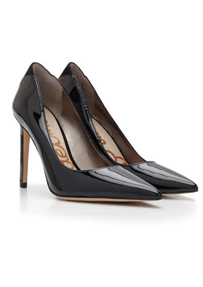 bc9ffd90c241d7 Sam Edelman Dea Patent Heels - Black