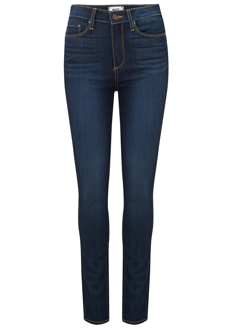 Paige Denim Margot High Rise Ultra Skinny Jeans - Alanis main image