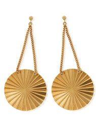 ChloBo The Revolution Earrings - Gold