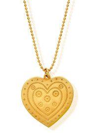 ChloBo THE LOVE REVOLUTION HEART CHAIN