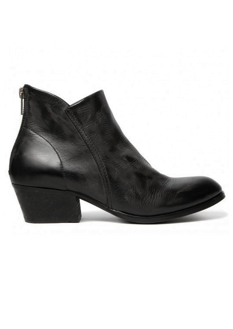 Hudson London Apisi Leather Boot - Black main image