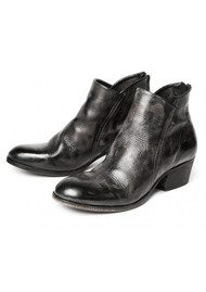 Hudson London Apisi Leather Boot - Black