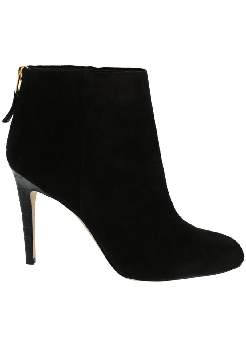 Sam Edelman Kourtney Suede Boots - Black main image