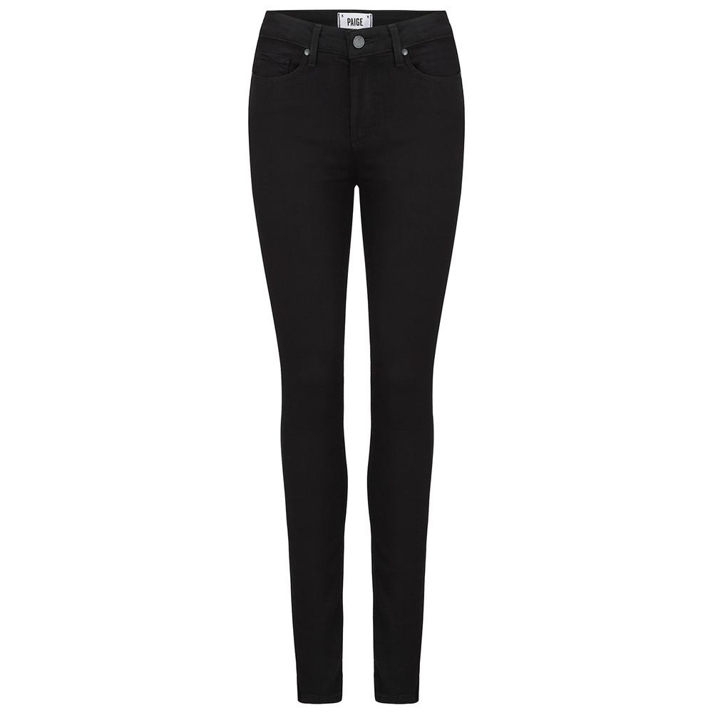 Hoxton Transcend Skinny Jeans - Black Shadow