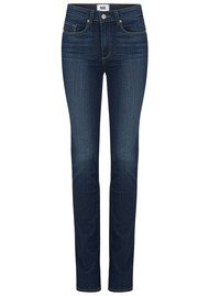 Paige Denim Hoxton Straight Leg Jean - Nottingham