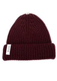 BOBBL Bobbl Knitted Hat - Maroon