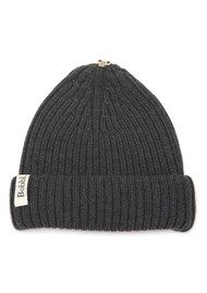 BOBBL Bobbl Knitted Hat - Charcoal