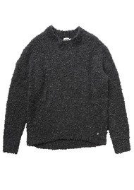 Twist and Tango Milou Knitted Sweater - Dark Grey Melange