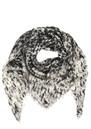 Becksondergaard V-Creamer Wool Scarf - Black