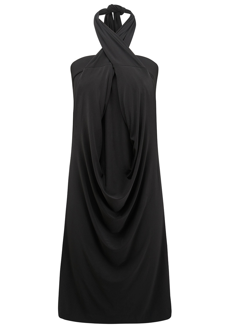 All in One Dress - Black main image