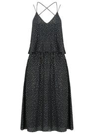 COOPER AND ELLA Poppy Strappy Dress - Black