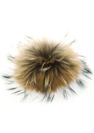 BOBBL Big Fur Bobbl - Natural