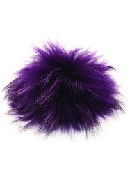 BOBBL BIG FUR BOBBL - PURPLE