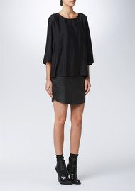 Twist and Tango Saga Blouse - Black