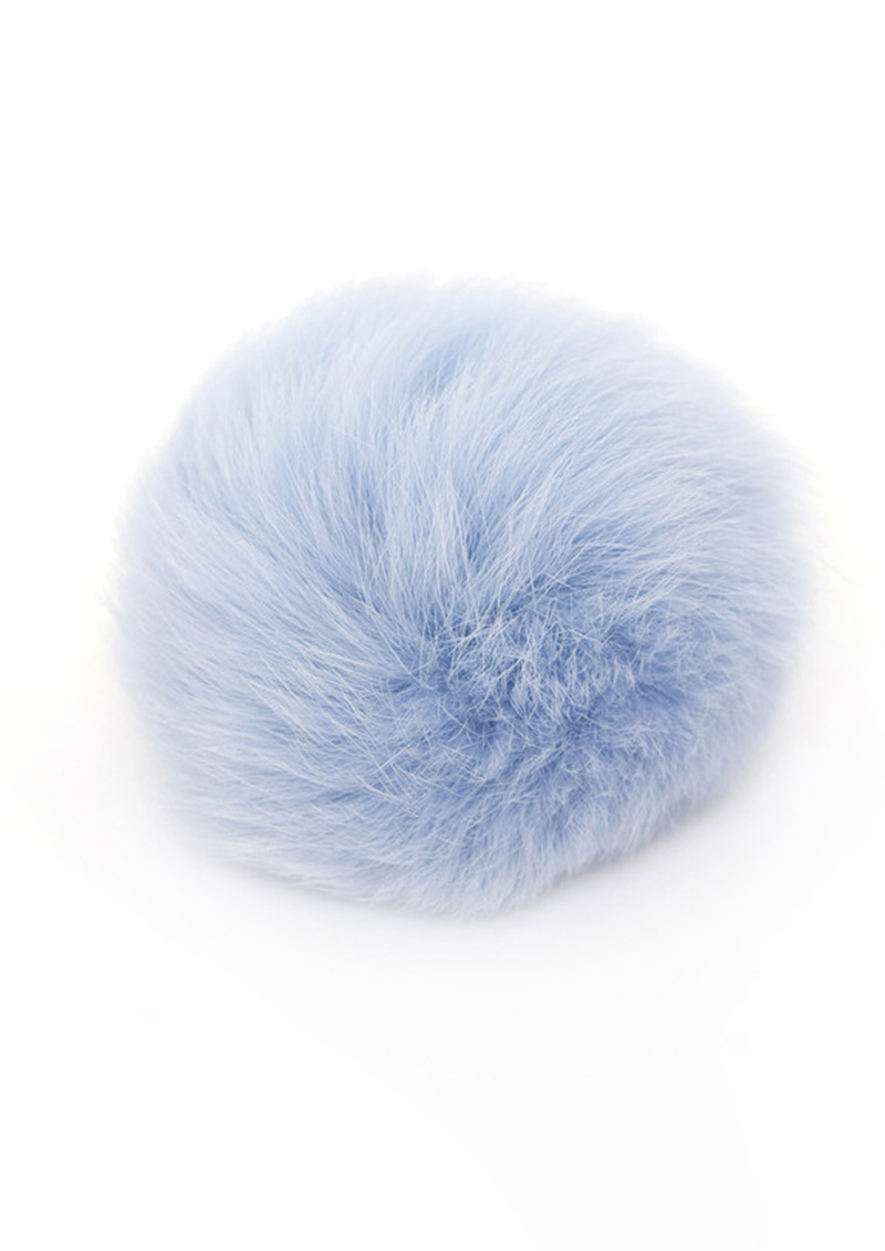 BOBBL MINI FUR BOBBL - BABY BLUE main image